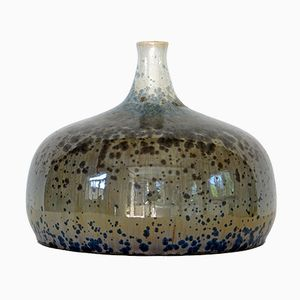 Ceramic Vase by Wendelin Stahl, 1960s