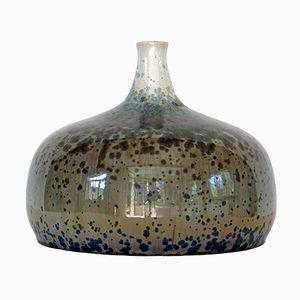 Jarrón de cerámica de Wendelin Stahl, años 60