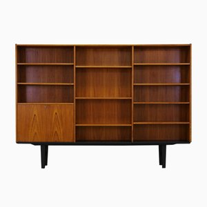 Danish Teak Shelving Unit, 1960s