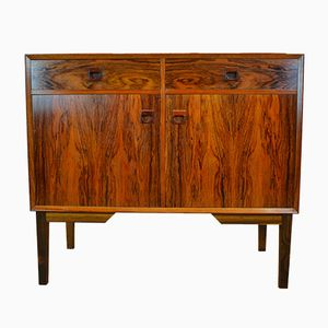 Mid-Century Danish Rosewood Sideboard with Drawers from Brouer, 1970s