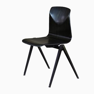 Chaise d'École S22 Industrielle de Galvanitas