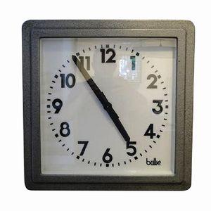 Quadratische französische vintage Uhr von Brillé