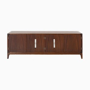 Low Cabinet Bench from Brown-Saltman, 1960s