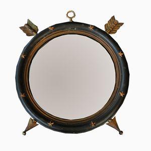 Vintage Convex Witch Eye's Mirror