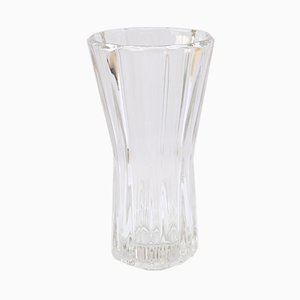 Glass Vase by Milos Filip for Sklo Union, 1960s