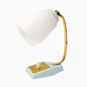 Lámpara de mesa pequeña, años 50