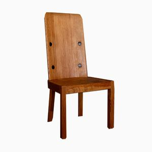 Model Lovö Dining Chair by Axel Einar Hjorth for Nordiska Kompaniet, 1930s
