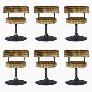 Jupiter Stühle von Börje Johanson für Johanson Design, 1970er, 6er Set