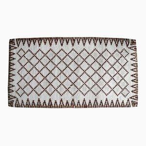 Vintage Berber Teppich, 1960er