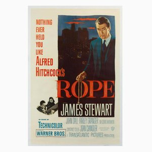 Rope Movie Poster, 1948