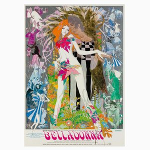 Belladonna of Sadness Movie Poster, 1973