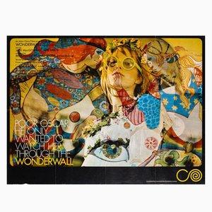 Affiche Mid-Century Wonderwall, 1969