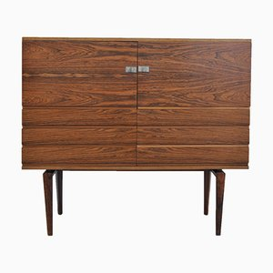 Mid-Century Highboard by H. W. Klein for Bramin, 1960s
