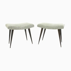 Vintage Italian Stools, Set of 2