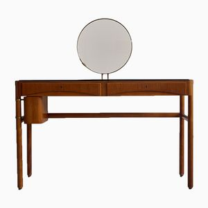 Dressing Table with Mirror by Bertil Fridhagen for Bodafors, 1957