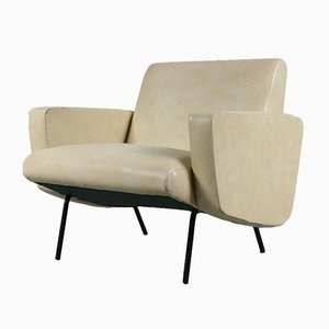Lounge Chair by Joseph André Motte for Steiner, 1950s