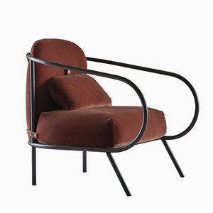 Minima Armchair by Denis Guidone for Mingardo
