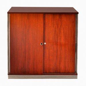 Mueble de palisandro de Ico & Luisa Parisi, años 70