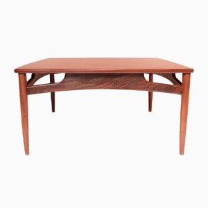Table Basse Carrée Vintage de G-Plan