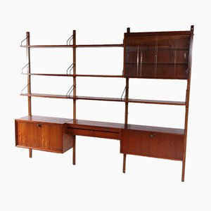 Royal System Teak Shelving Unit by Poul Cadovius for Cado