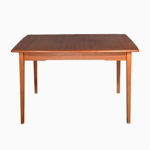 Mid-Century Norwegian Extending Teak Table