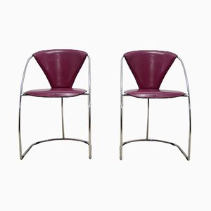 Mid-Century Linda Chairs from Arrben, Set of 2