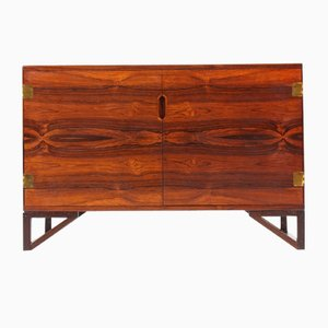 Mueble de palisandro de Langkilde, años 60
