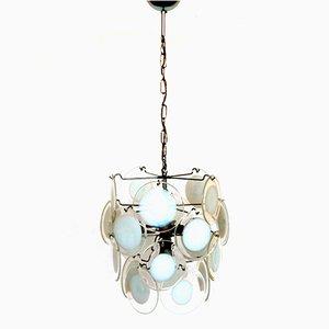 Vintage Italian Murano Glass Pendant from Vistosi