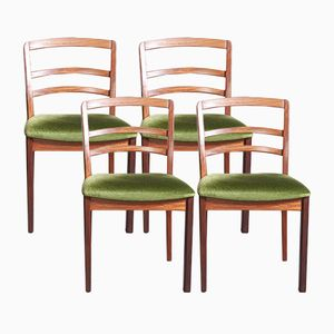 Teak Chairs From G-Plan, 1960s, Set of 4