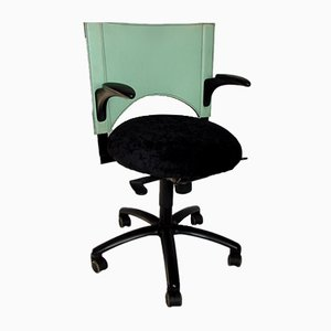 Desk Chair from Strässle, 1980s