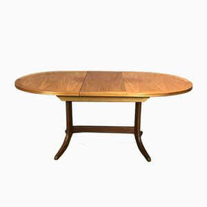 Scandinavian Teak Table, 1970s