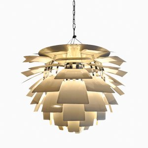 Mid-Century PH Artichoke Lamp by Poul Henningsen for Louis Poulsen
