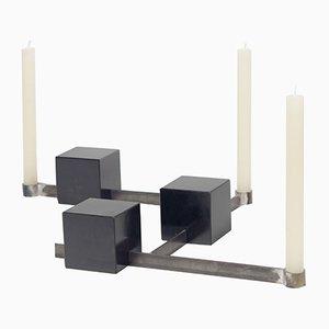 Fermatempo Kerzenhalter von gumdesign für La Casa di Pietra, 3er Set