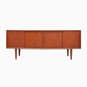 Vintage Danish Teak Sideboard by Arne Jacobsen for H. P. Hansen