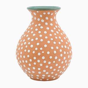 Terracotta Vase by Julie Horová, 1950s