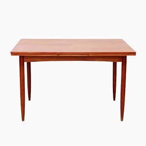 Teak Dining Table by Georg Leowald for Wilkhahn, 1950s