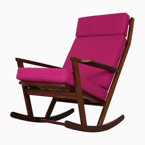 Rocking Chair by Poul Volther for Frem Røjle, 1960s