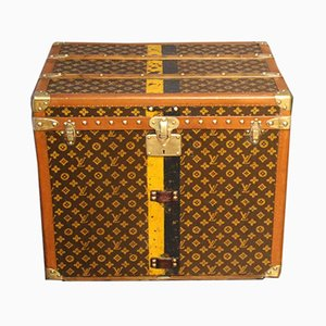 Monogramm Steamer Trunks from Louis Vuitton, 1930s, Set of 2