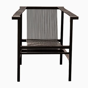 Slat Armchair by Ruud Jan Kokke, 1980s