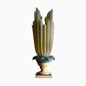 Vintage Lamp by Georgia Jacob