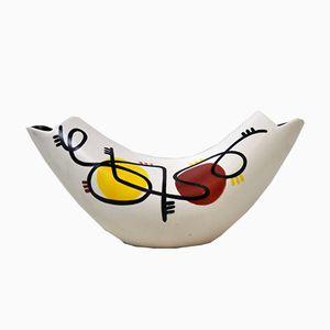 Keramik Karaffe von Campionesi, 1946