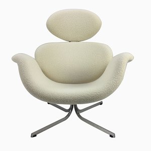 F551 Big Tulip Chair by Pierre Paulin for Artifort, 1959