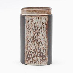 Keramik Vase von Jitka Forejtova, 1970er