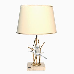 Vintage Table Lamp by Lanciotto Galeotti for L'originale, 1970s