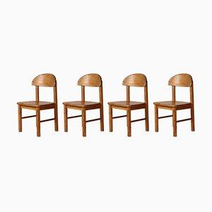 Esszimmerstühle von Rainer Daumiller für Hirtshals Sawmill, 1970er, 4er Set
