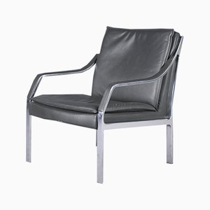 Alpha Lounge Chair by Preben Fabricius & Jørgen Kastholm for Walter Knoll, 1980s