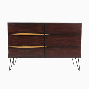 Upcycled Palisander Sideboard from Omann Jun, 1960s