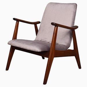 Sessel von Louis Van Teeffelen für Walraven en Bevers, 1960er