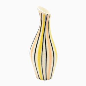 Vintage Keramik Vase von Jarmila Formánková für Ditmar Urbach