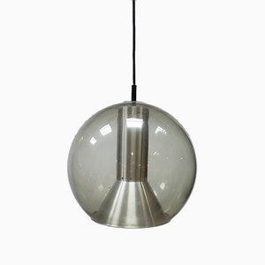 Grande Lampe à Suspension Globe par Frank Ligtelijn pour Raak, Pays-Bas, 1960s